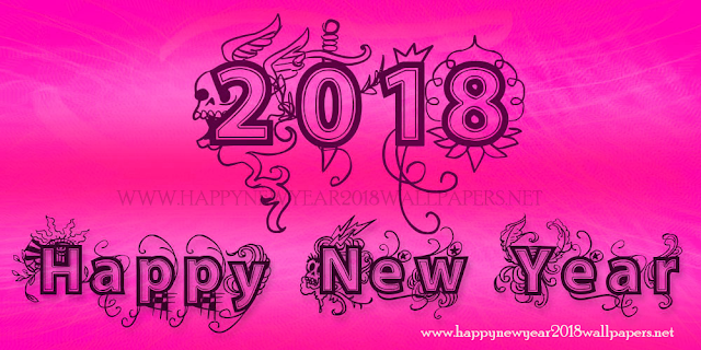 2018 new year wallpapers