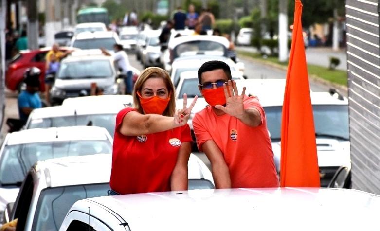 Alex da Farmácia e Mary Borges são eleitos como prefeito e vice em Rosário Oeste