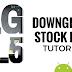 Tutorial – Como voltar para a Stock ROM (Downgrade) – LG Optimus L5 (E610/612)