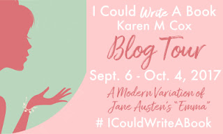 I Could Write a Book by Karen M Cox - Blog Tour