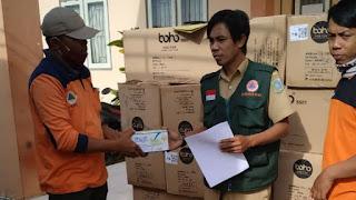 Pemprov Distribusikan 10 Ribu APD ke Seluruh RS dan Puskesmas di NTB