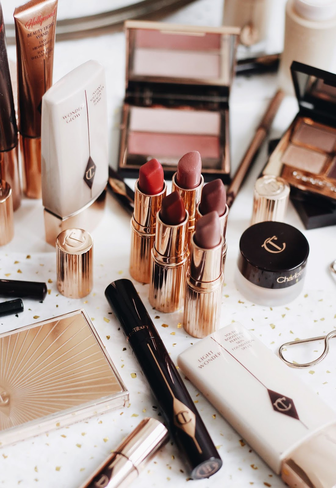 Charlotte Tilbury Lipstick Collection