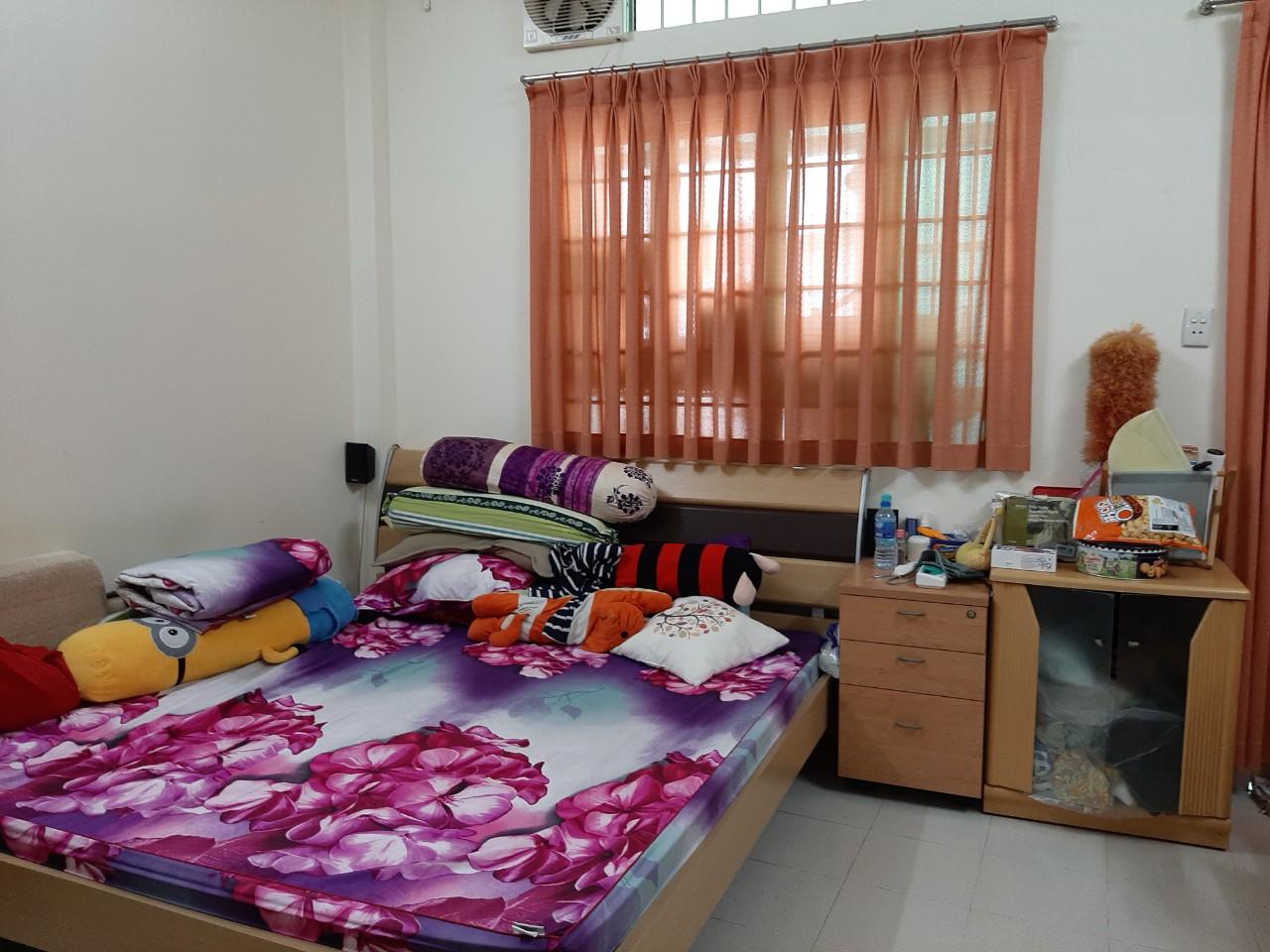 Bán nhà hẻm 35 Cao Lỗ phường 4 Quận 8. DT 6x9m, ngay trạm bơm Đồng Diều