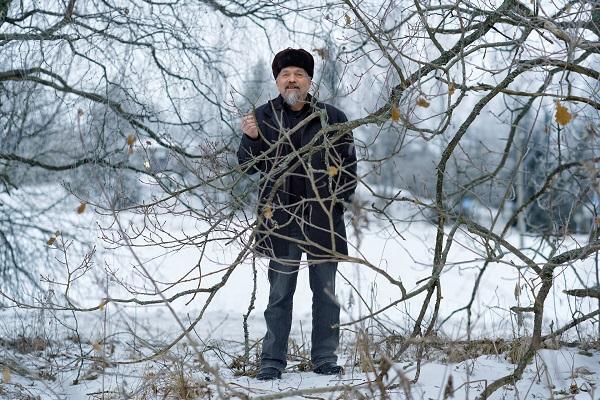 Hannu Pakarinen photo documental, finland people, winter,