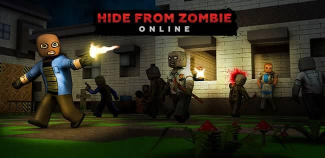 Hide from Zombies: ONLINE apk hack