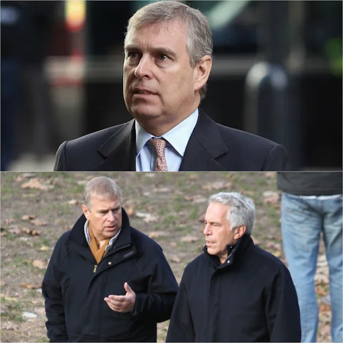 Prince Andrew's lawyers blast US Justice Department over how he's being treated in Jeffrey Epstein investigation