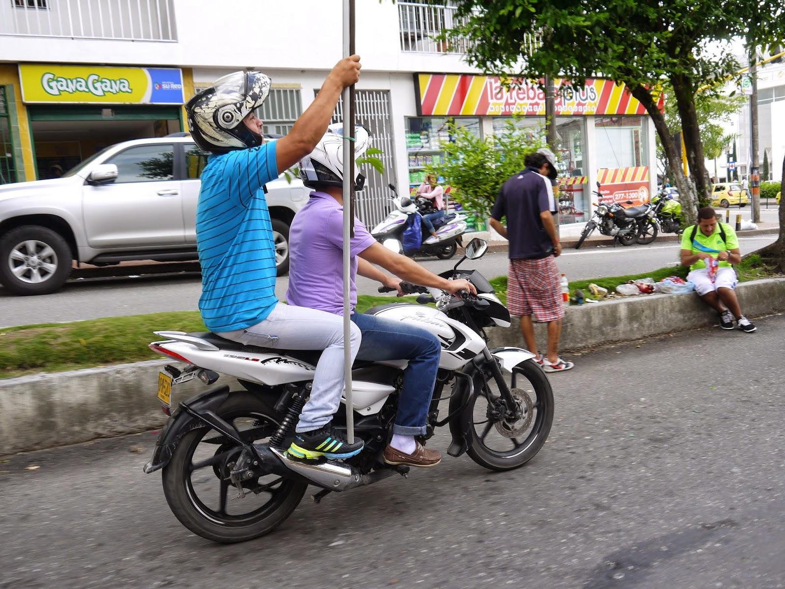 Moto Ibague
