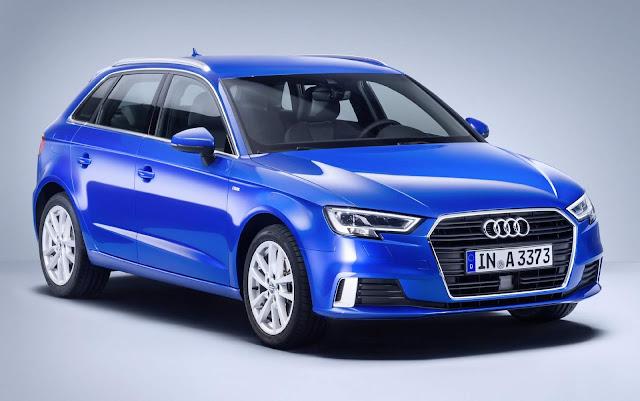 Audi A3 de terceira geração