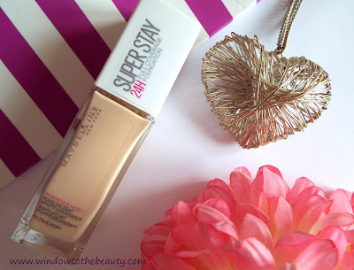 Maybelline Superstay 24 Hour Recenzja