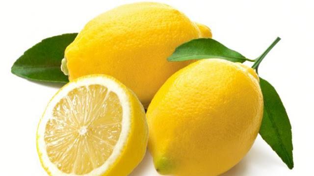 obat asam urat jus lemon