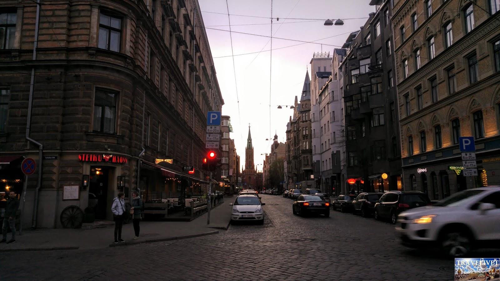 Lettonie Riga