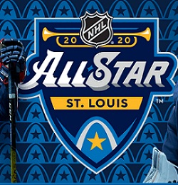 2020 NHL All-Star Game rosters revealed in St. Louis, schedule date, times, online live stream