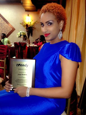 juliet ibrahim mothers day award
