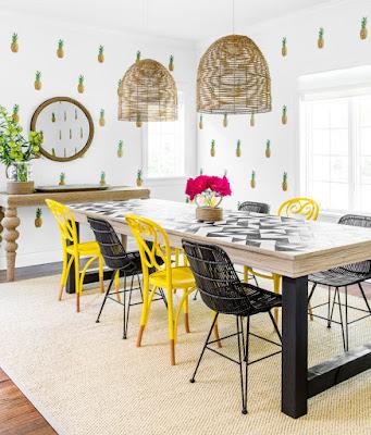 Sedikit Tips Untuk Menyiasati Ruang Makan Yang Mungil