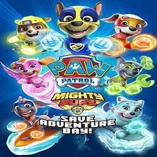 Free Download PAW Patrol Mighty Pups Save Adventure Bay