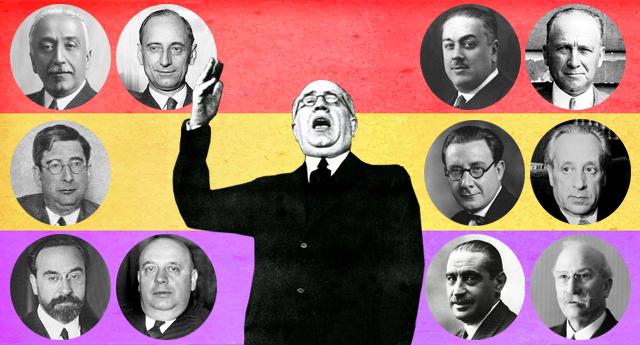 Manifiesto revolucionario de diciembre de 1930. «Venimos a meter a la Monarquía en los archivos de la Historia»