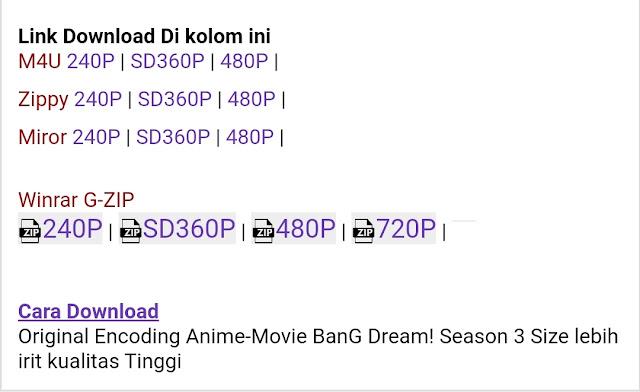 cara download anime di situs anoboy
