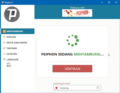 download psiphon terbaru