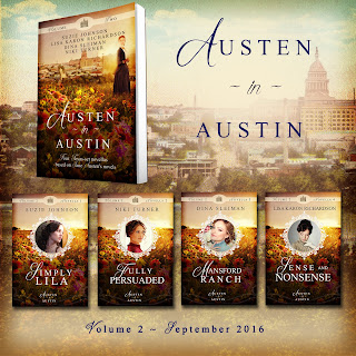 Austen in Austin, Volume Two