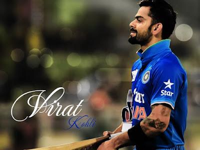 Indian Cricketer Virat Kohli new images
