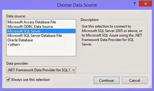 How to Retrieve Data From SQL Server Database and bind to DataGridView in Windows Forms