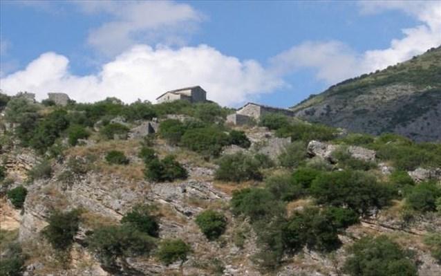 Θεσπρωτία: Ανακαινίστηκε ο βυζαντινός-μεταβυζαντινός οικισμός Οσδίνας και 3 χρόνια μετά είναι εγκαταλελειμμένος!