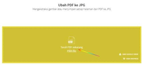 Metode Memasukkan File PDF ke Dokumen Word
