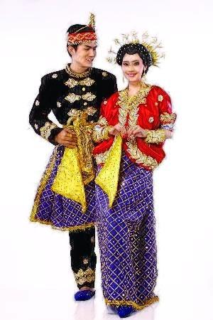 Nama Pakaian Adat Banten : pakaian, banten, Pakaian, Tradisional, Banten