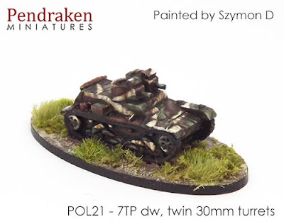 POL21 7TP dw, twin 30mm turrets