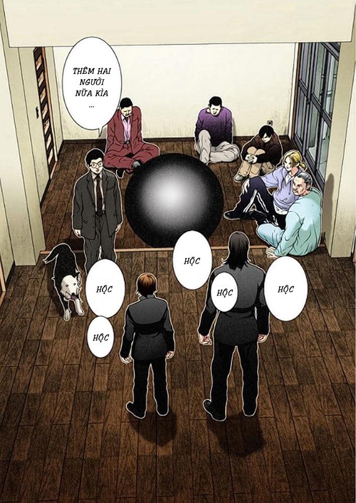 Gantz Chap 01: Tai nạn trang 38