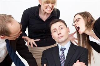 Зловредные коллеги и конфликтные личности на работе
