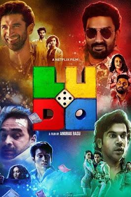 Ludo (2020) [Hindi 5.1ch] 1080p WEB HDRip HEVC World4ufree