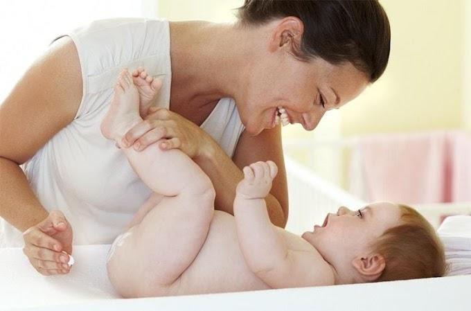 Cara Menggunakan Cream Diaper Pada Bayi