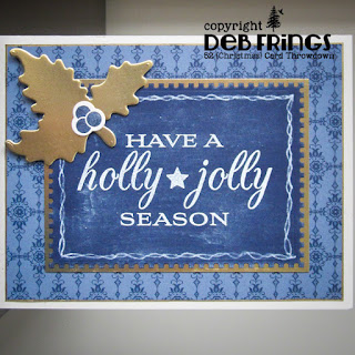Holly Jolly sq - photo by Deborah Frings - Deborah's Gems