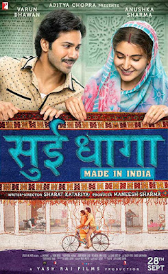 Sui Dhaaga Made In India 2018 480p 720p 1080p Pre-DVDRip x264 AAC Download Watch online Google Drive