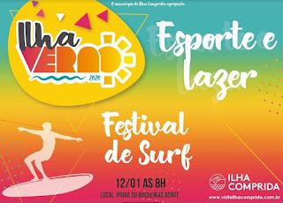 Com torneios, competições e recreação , o Ilha Verão Arena  Esportiva 2020  começou  terça 07/01 e prossegue até 16/02