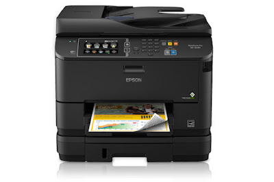 Download Epson WorkForce Pro WF-4640 drivers