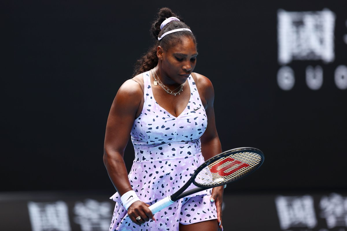 Australian Open: Serena Williams Knocked Out By China's Qiang Wang!