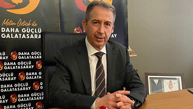 Metin Öztürk: Bu kulübün iki sembolü var, Terim ve Ataman!