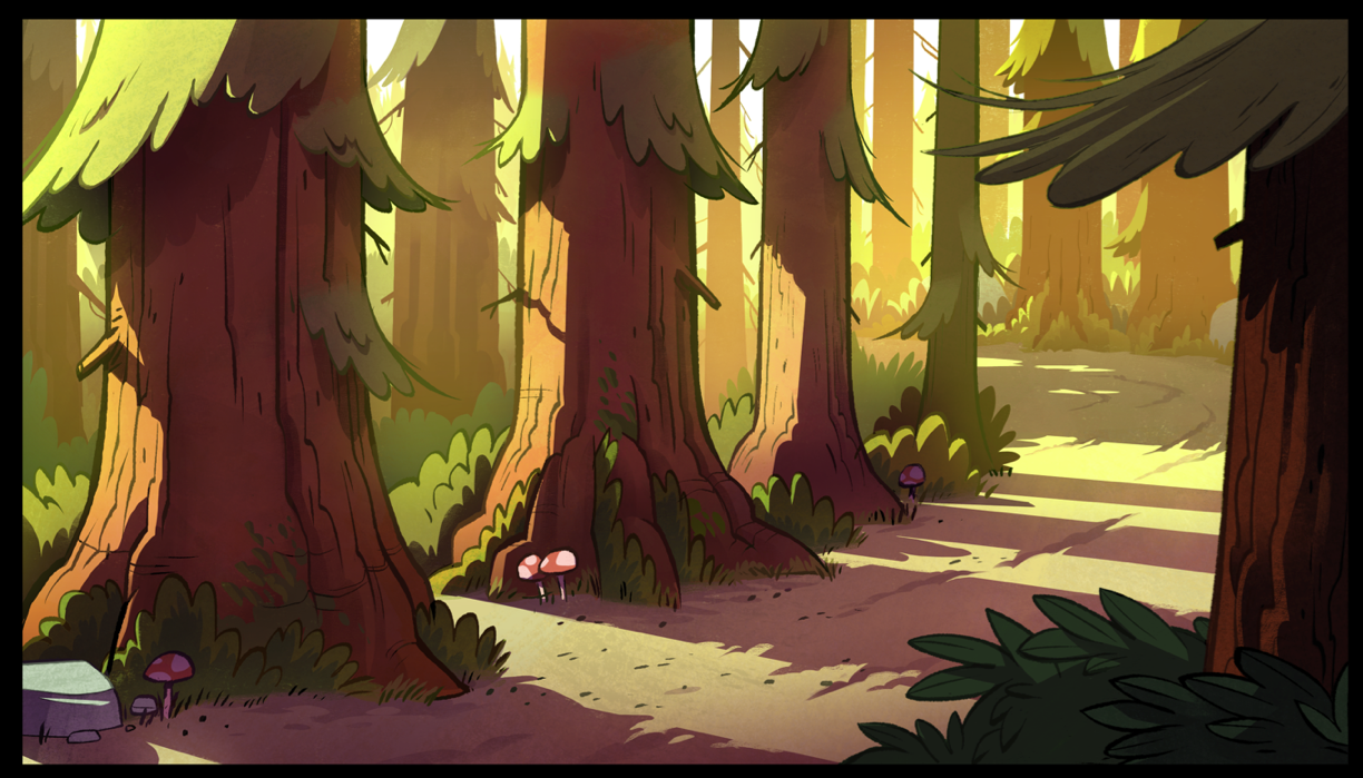 Welcome To Gravity Falls (Gravity Falls Rp