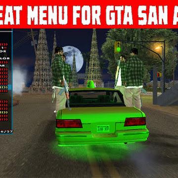 GTA San Cheat Menu Mod For Pc 2021 Free Download