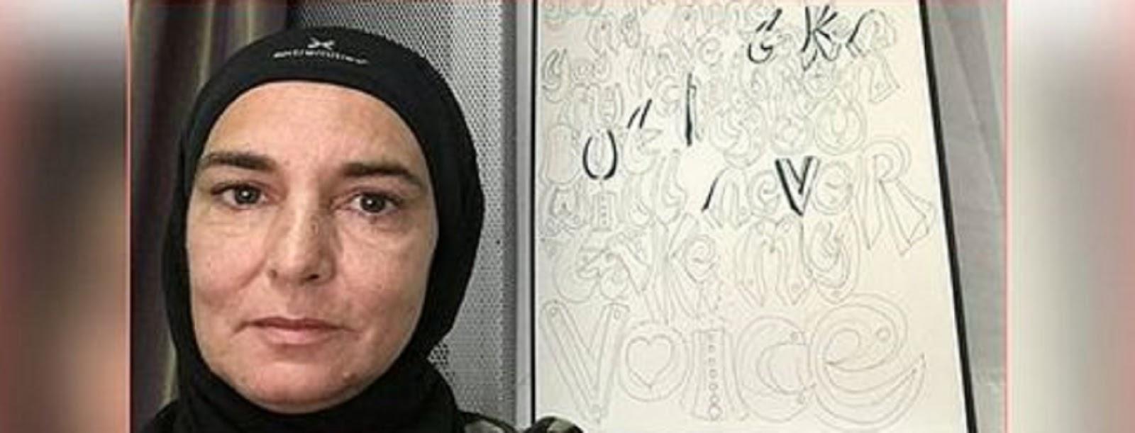 Subhanallah! Sinead O'Connor Masuk Islam, Kini Namanya Shuhada Davitt