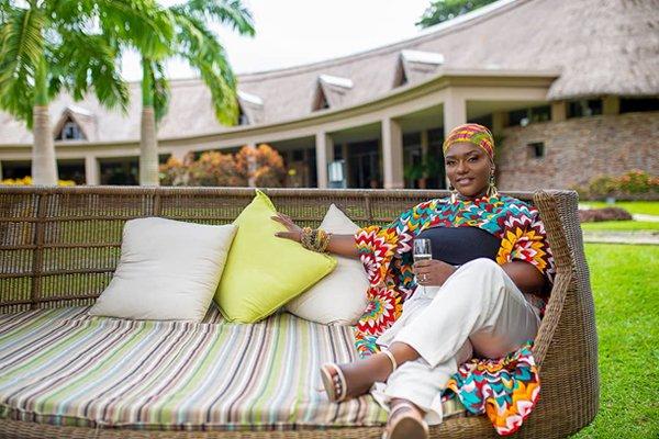 Royal Senchi appoints Dentaa Amoateng (MBE) as brand ambassador