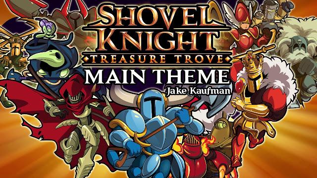 VOEZ (Switch) recebe música tema de Shovel Knight em atualização gratuita