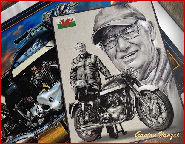 Motorcycle Art Gallery