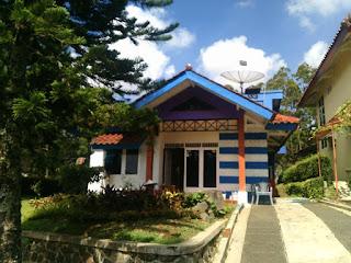 Villa Kota Bunga C 4 - 2, Melengkapi Akomodasi Kota Bunga Puncak