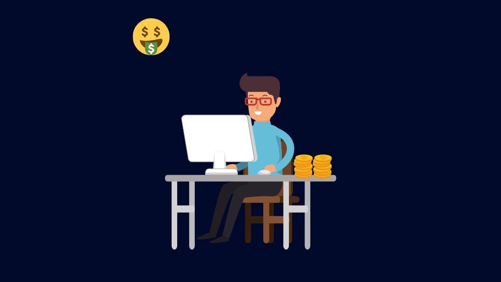 العمل-على-الانترنت