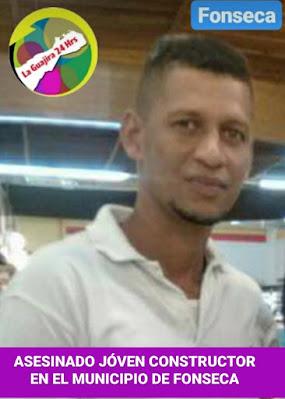hoyennoticia.com, Ultimado joven de cuatro balazos en Fonseca