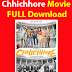CHHICHHORE full movie Download in Hindi Dubbed HD 480mb & 720p Filmywap