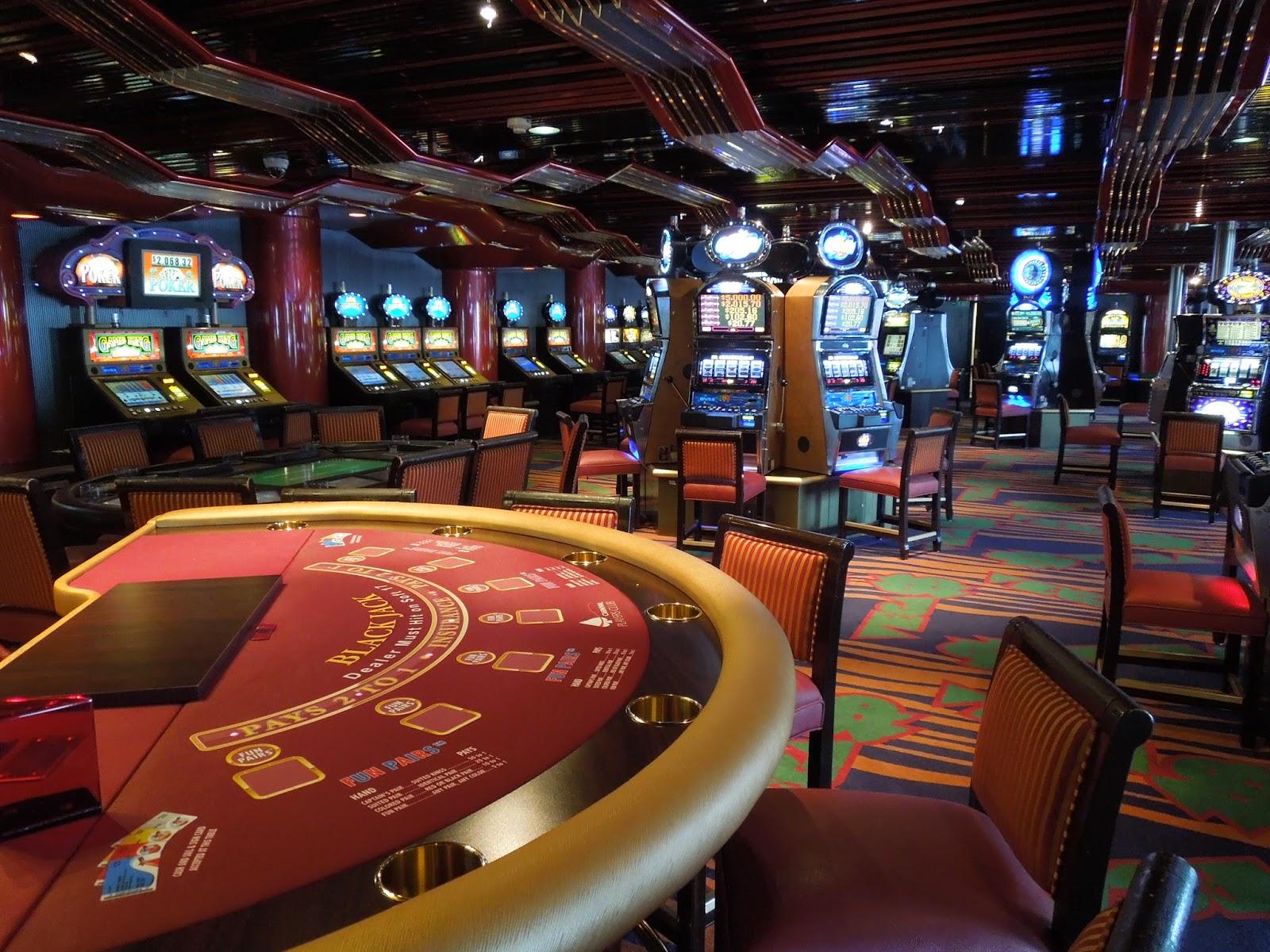 Carnival Sensation casino
